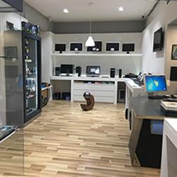 PCMarket showroom esposizione