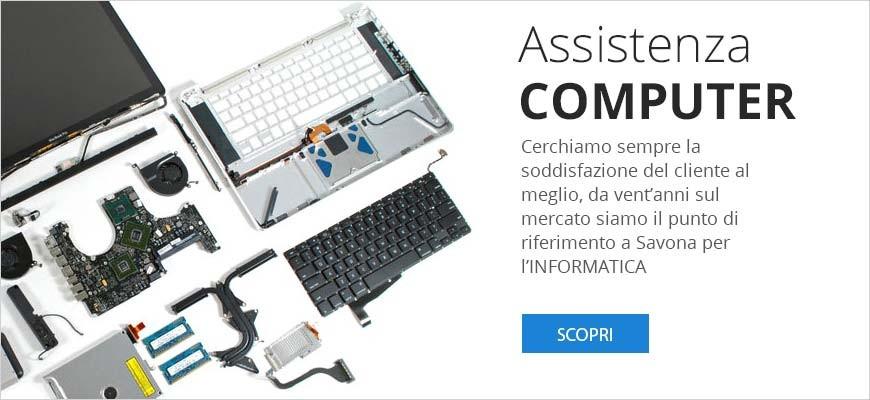 Assistenza e riparazione compute